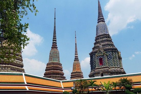 Foto Discover Bangkok: Golden Buddha, Reclining Buddha & Marble Temple
