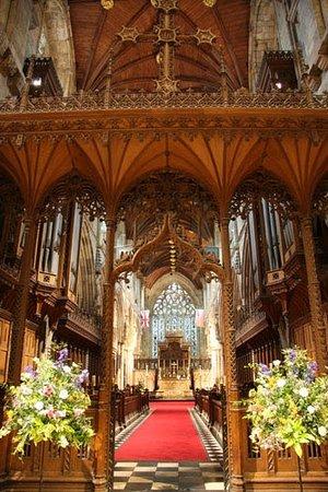 Choir and Chancel