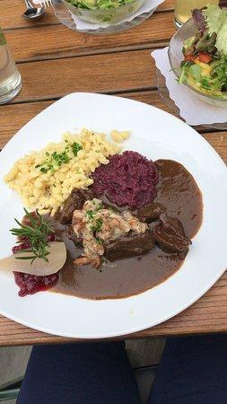 Mariahof, Áo: Sehr gutes Essen