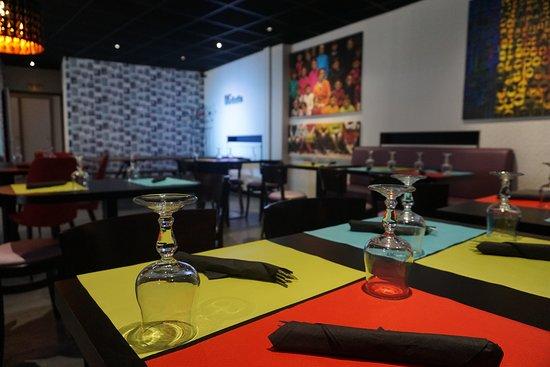 """Bar Brasserie Lounge de l'hôtel Le Vintage"""""""