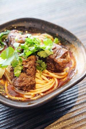 重慶牛肉小麵