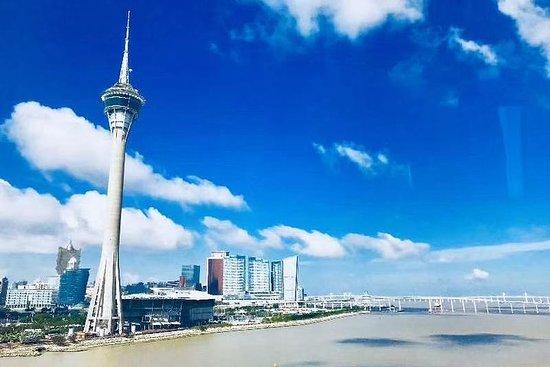 Privat dagstur til Macau fra Guangzhou med Bullet Train