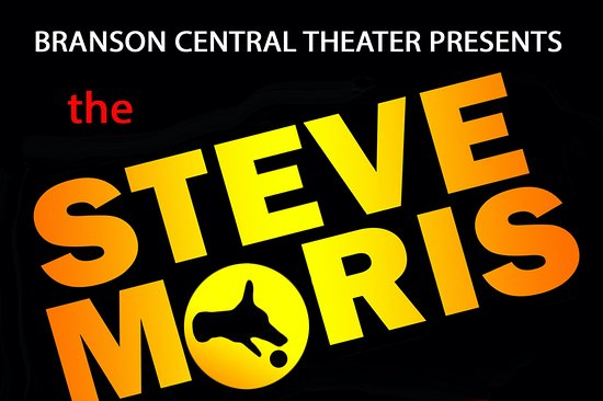 Steve Moris Unique Comedy & Music Lunch Show