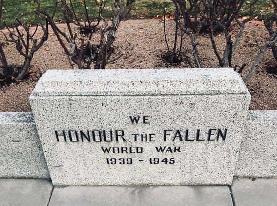 Yarram War Memorial