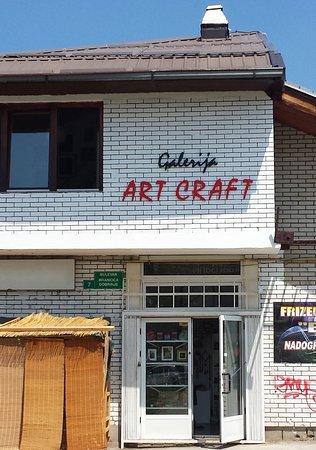 Located in Dobrinja settlement in Sarajevo