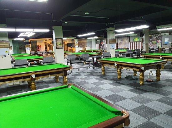 Barco Snooker