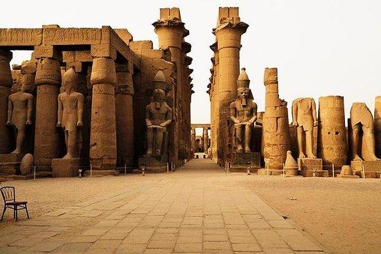 Luxor East Bank (Karnak tample & Luxor Temple) – fénykép