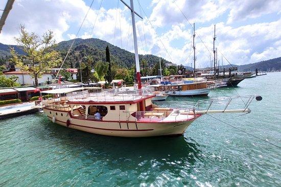 Afrodit 3 Sailing Boat