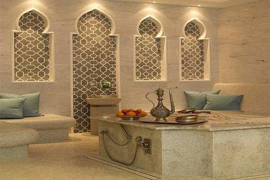 Classic Turkish Bath in Petra – fotografia