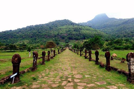 Laos: Oppdag verdensarvstedet Wat Phu...