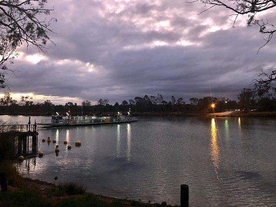 Swan Reach Ferry