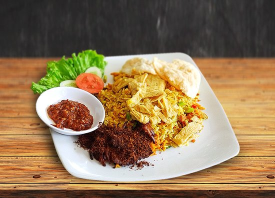 Nasi Goreng Kunyit Empal