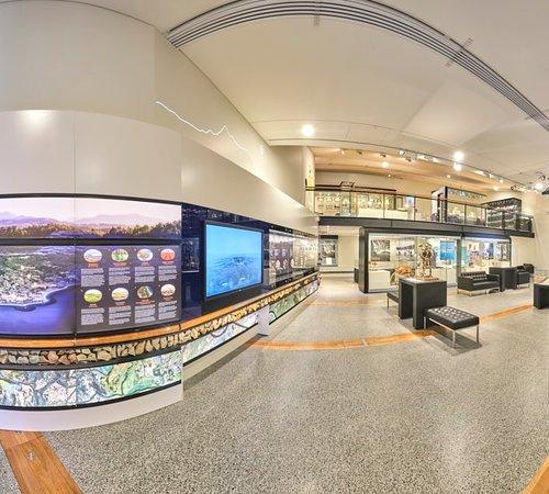 Murwillumbah, Australien: Inside Museum
