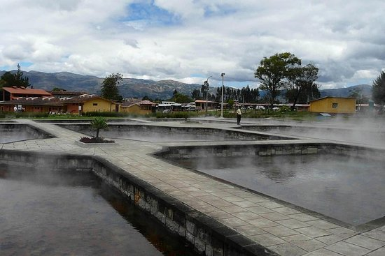 Cajamarca: Inca's Bath - Private tour