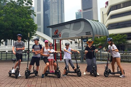 Electric scooter rental – fénykép