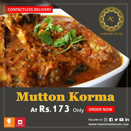 Gurgaon District, India: #Contactlessdelivery All authentic flavors to relish up your devouring experience with complete hygiene and safety measures. #Orderonline  Zomato - http://bit.ly/2I50pNX Swiggy - http://bit.ly/2wcgkHz  #northernplate #gurgaon #food #foodporn #foodie #instafood #foodphotography #foodstagram #yummy #instagood #delicious #foodlover #like #follow #healthyfood #dinner #foodgasm #homemade #foodies #tasty #photooftheday #cooking