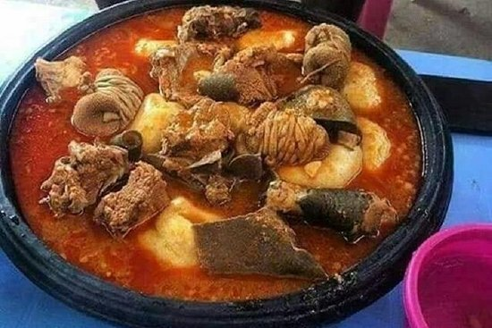 Taste of Ghana Culinary Delights