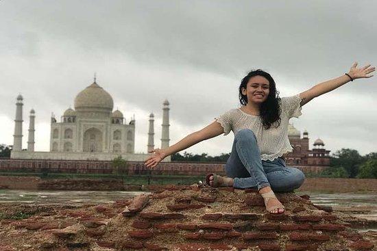 Same Day Taj Mahal Tour from Jaipur by Train Photo