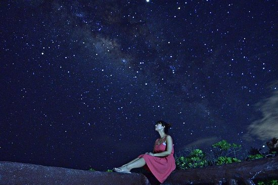 Stargazing Tour Saipan