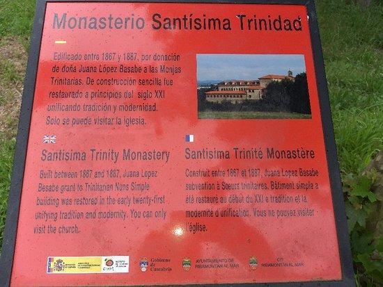 Monasterio Monjas Trinitarias de Suesa