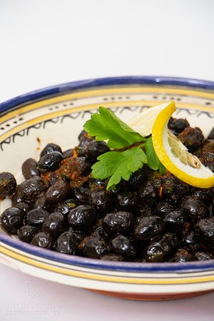 Never tasted olives this delicious