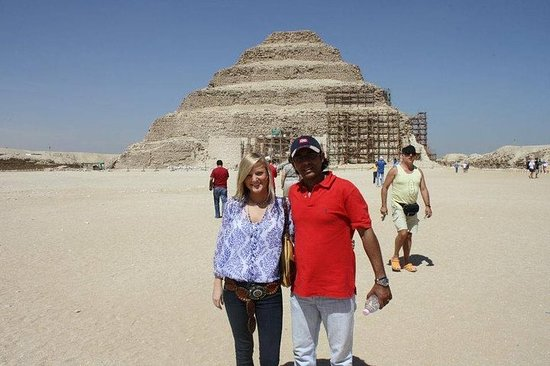 Фотография Private Full Day Tour with Private Guide and Private Driver to memphis and sakkara and dahsur