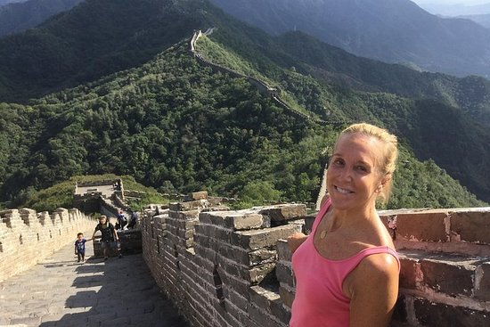 Private Wild Great Wall Hiking Tour with lunch from Jiankou to Mutianyu – fotografia