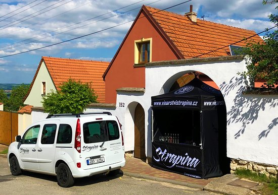 Pavlov, República Checa: Vinařství Strapina Luboš