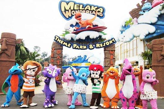 1-Day Pass to Melaka Wonderland
