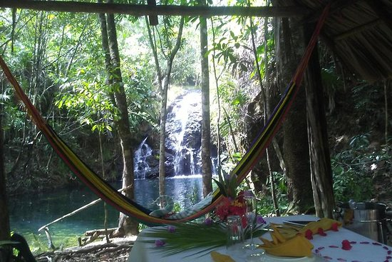 Secret Falls & Pools Picnic privado