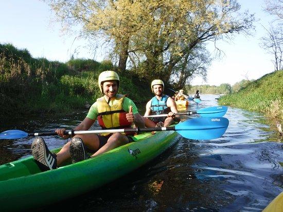 Vigevano, Italie: Esplorando le risorgive in canoa