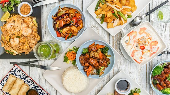 Drumcondra, Irlande: Yummy Oriental