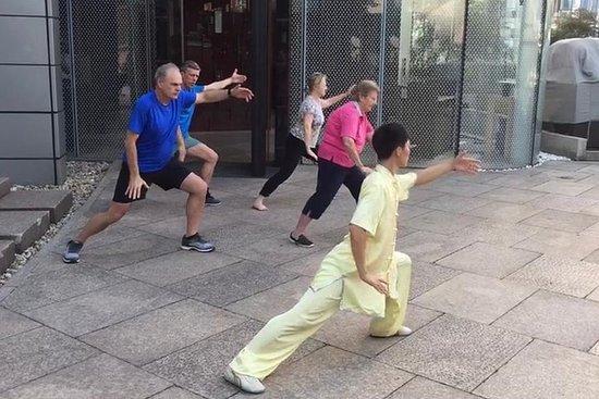 Chinese Taiji Class-Chinese Taiji Experience Resmi
