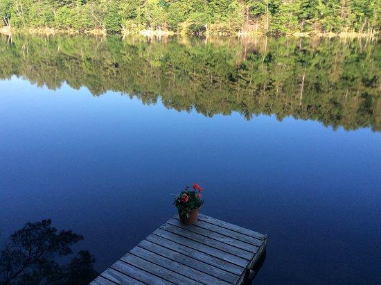 Mount Vernon, เมน: Lake minnehonk 1