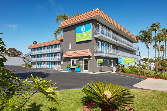 SureStay Hotel By Best Western San Diego Pacific Beach