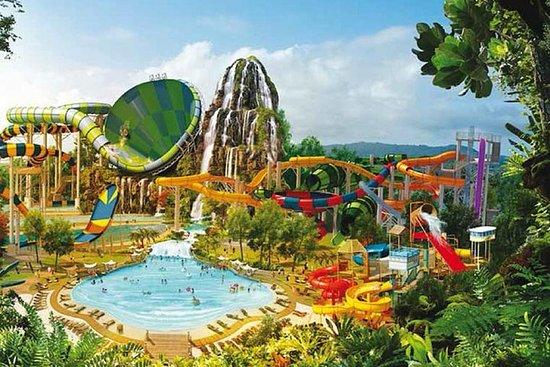 Hua Hin Amazing Water Jungle Theme Park-bild