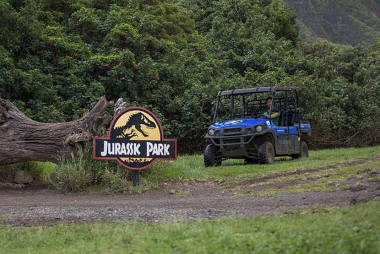 Kualoa Ranch - ATV Raptor Tour