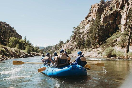Noah's Ark Colorado Rafting & Aerial Adventure Park