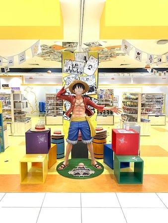ONE PIECE Mugiwara Store Umeda