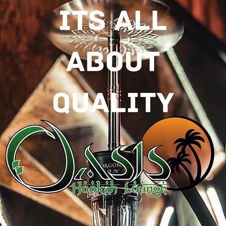 Oasis Hookah Lounge