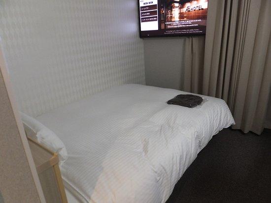 シングルB ベッド+49インチ液晶テレビ