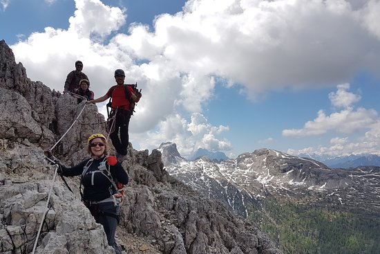 Explore-Share Dolomites Guided Mountain Tours