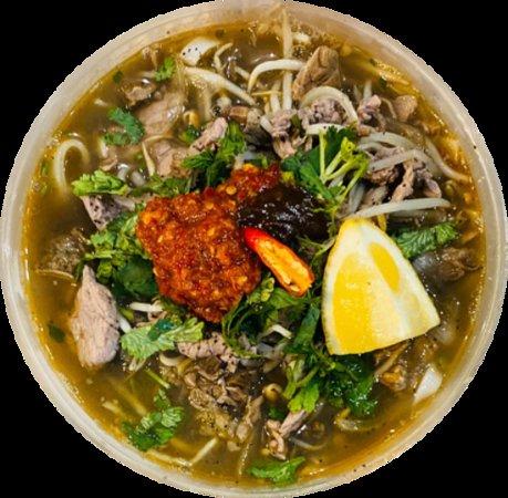 Soupe Phø Bo Boeuf