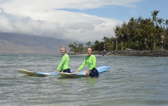 Valokuva: Group Surf Lesson at Billabong Surf School in Kihei