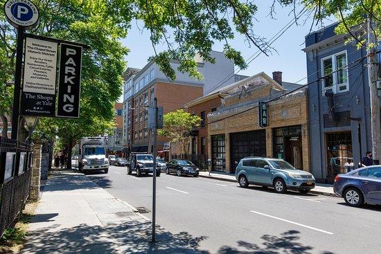 Street PArking - Metered