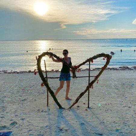 Sun Set at Michamvi Zanzibar ..  Know many about zanzibar island through us..
