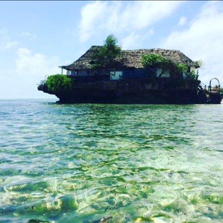 Michamvi, Tansania: Zanzibar Among the best Restaurant in (spice Island) Zanzibar  #therockrestaurantzanzibar  #beacholidays  #islandlife  #savetourism  #saveeconomics  #savezanzibartourism  #couple #holiday  #hotelzanzibar  #zanzibarfood #zanzibarspice #zanzibarbeach #sea #lovesea #fishing #lovefishing