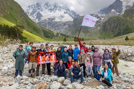 Across North Caucasus in 8 days. Culture, Mounts & Local food (group...