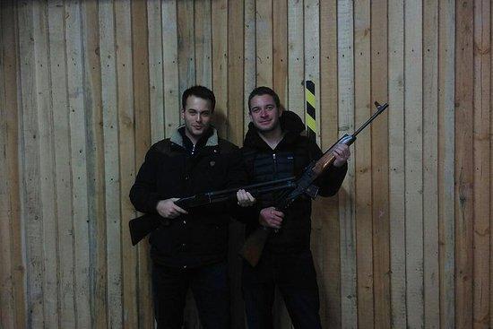 Vilnius Gamer Shooting Package