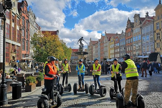 90 Minute Segway Tour of Gdansk